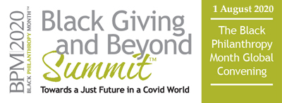 Black Giving and Beyond Summit