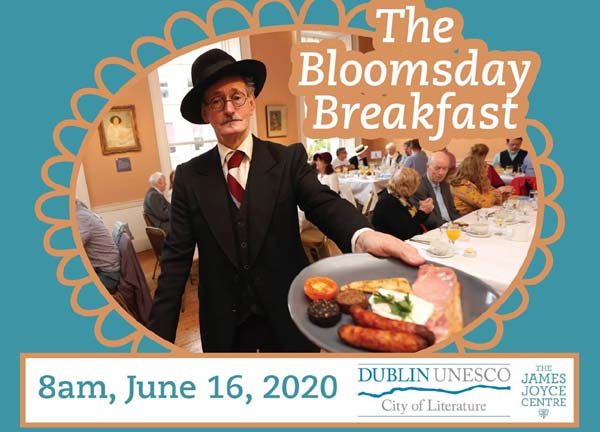 Bloomsday Breakfast