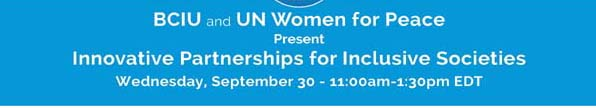 Un women for peace