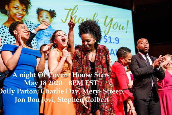 a night of covent house stars