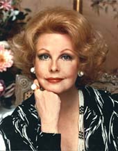 Honorary Chairmen: Arlene Dahl