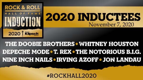 rock & roll, Hall of Fame