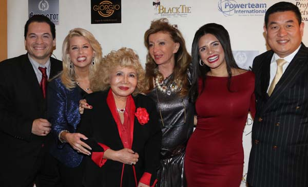 Bill Lee Lanndis  Emmy Award TV & Radio Host Rita Cosby, Real Estate InvestorSusana Koning originallyfrom Holland & Switzerland & Latin Celebrity and Author & Coach Karen Hoyos, Professor Li Ji Xing