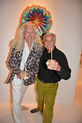 Jeffery Brodersen and John D'Orazio.  Photo by:  Rose Billings