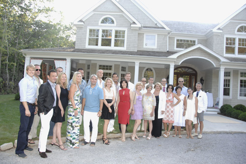 The 2010 Hampton Designer Showhouse Participants