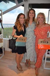 Ashley Bush, Lauren Bush Lauren and their lovely and  loving mother Sharon Bush