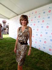 Lisa Rinna.  Photo by:  Katlean de Monchy