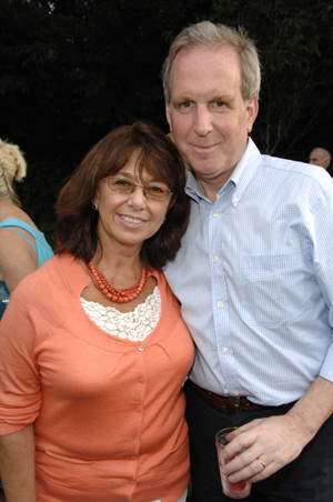 Jenny Shliozberg and Howard Meinkoff