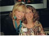 Sharon Bush &  Judy Gardiner
