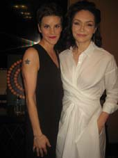 Jenn Colella and Katrina Lenk.  Photo by:  Aubrey Reuben