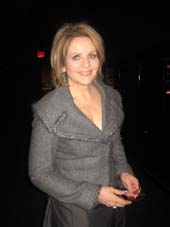 01-23-15 Opera star Renee Fleming was a presenter at the Casting Society of America (CSA) 30th Annual Artios Awards at 42WEST. 512 West 42nd St. Thursday night..  Photo by:  Aubrey Reuben