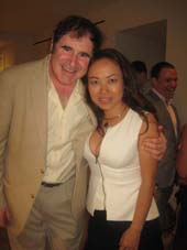 Richard Kind and Jolie Chan.  Photo by:  Aubrey Reuben