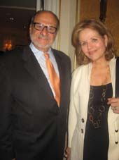 06-16-15 Honorees Joseph Volpe and Renee Fleming received the Inside Broadway: 2015 Broadway Beacon Awards at JW Marriot Essex House. 160 Central Park South. .  Photo by:  Aubrey Reuben