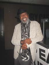 Ben Vereen.  Photo by:  Aubrey Reuben