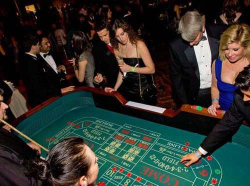 Casino night out crist seminole casino