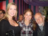 Ivanka Trump, Dylan Lauren and Don Duga