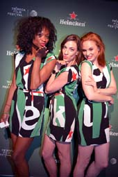 Celeste Lindsey, Kate Buell, and Ashley Vasicek.  Photo by:  Rose Billings/Blacktiemagazine.com