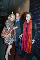 Betsy Craig and Lewis J. Stadlen , Sinthea Starr.  photo by:  rose billings