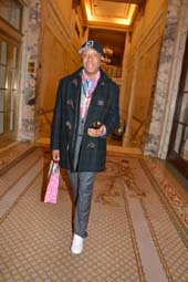 Russell Simmons.  photo by:  rose billings