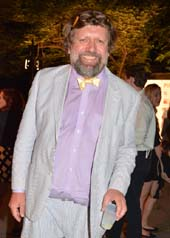 Oskar Eustis.  Photo by:  Rose Billings