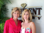 Co-Chairwomen Liz Griffin and Wendy Samuels