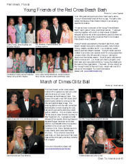 Young Friends of the Red Cross Beach Bash, Ivanka Trump, March of Dimes Glitz Ball, Tony Messina, Society, Celebrity, Philanthropy