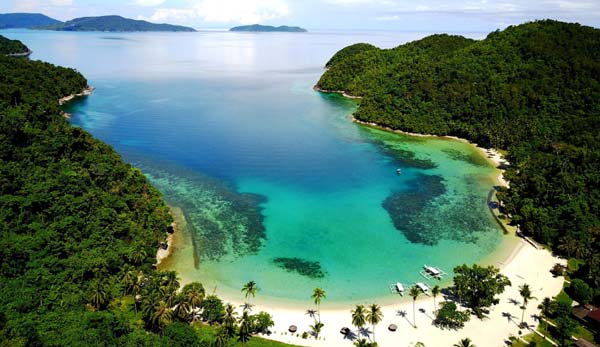 Secret Paradise Resort, Palawan, Philippines