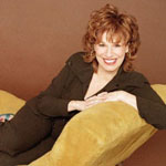 Joy Behar, YWCA Harmony House