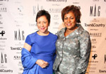 Sheila Johnson, Yolette Bonnet