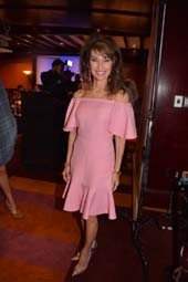 Susan Lucci.  Photo by:  Rose Billings/Blacktiemaagzine.com