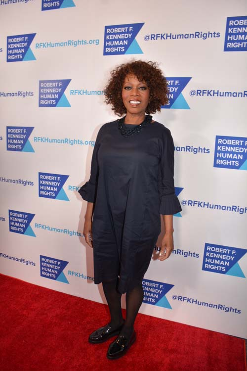 Alfre Woodard (Actress).  Photo by:  Rose Billings/Blacktiemagazine.com