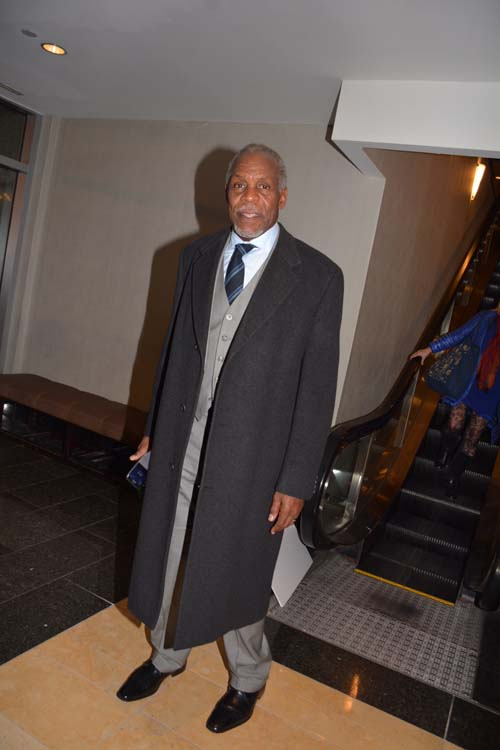 Danny Glover (Actor).  Photo by:  Rose Billings/Blacktiemaagzine.com