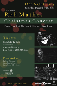 Rob Mathes Christmas Concert