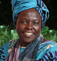 """Taking Root"", Wangari Maathai"