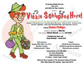 Vickie Phillips, Vickie Schlepped Here!