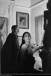 Geoffrey Holder and Carmen De Lavallade courtesy of First Run Features