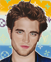 Image: Richard Phillips, Most Wanted (Robert Pattinson) 2010. Oil on linen, 95 x 78 in. Courtesy Richard Phillips and White Cube Gallery. Photo courtesy Tom Powel Imaging