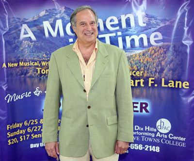 "Stewart Lane, World Premier ""A Moment in Time"""