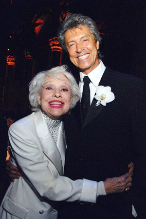 2007 American Theatre Wing Honorees, Carol Channing