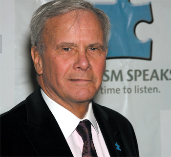 Master of Ceremonies, Tom Brokaw. Photo by: Marion Curtis