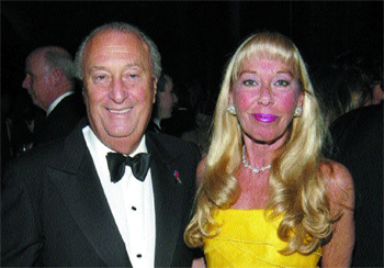 hilip Altheim and Vicki Modell.