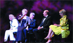 Bette Midler, Liz Smith, Literacy Partners