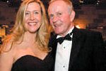 GOAL'S 30th Anniversary Ball, Lori Jean Hart, Leslie Buckley