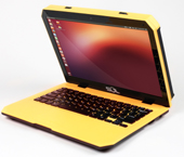 SOL - Solar powered Laptop