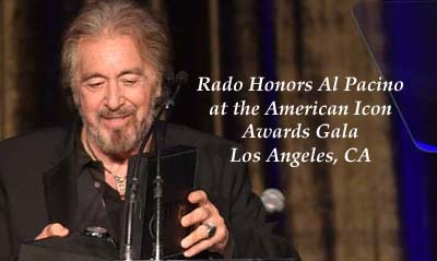 Al Pacino, American Icon Awards