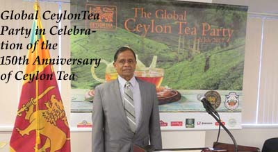 ceylon tea party