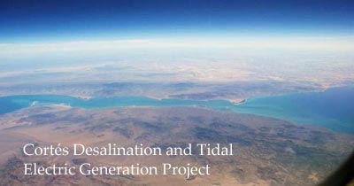cortez tidal electrical generating project