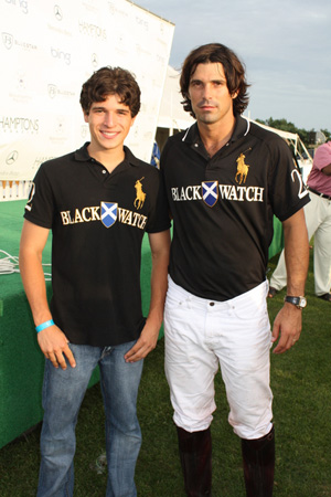 ustin Galloway and Nacho Figueras