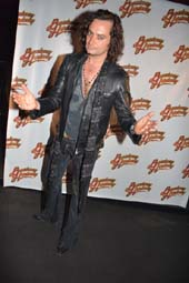 Constantine Maroulis.  Photo by:  Rose Billings/Blacktiemagazine.com