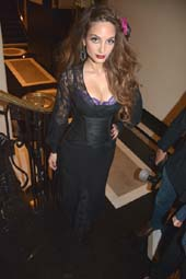 Alexa Ray Joel.  Photo by:  Rose Billings/Blacktiemagazine.com